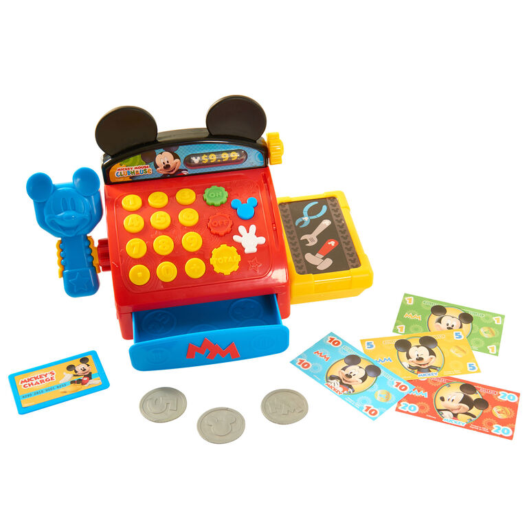 Mickey Mouse Clubhouse Cash Register