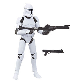 Star Wars The Vintage Collection Clone Trooper Toy: Attack of the Clones Figure