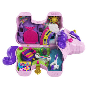 Polly Pocket Unicorn Party Playset