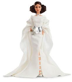 Barbie - Star Wars - Poupée Princesse Leia