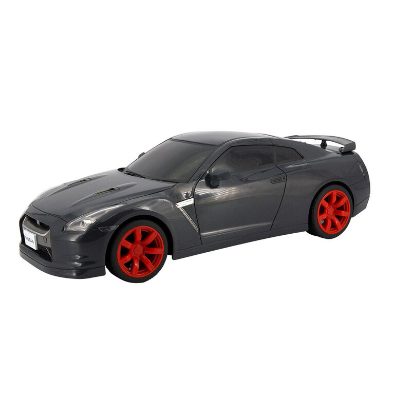 Fast Lane RC - 27MHz 1:16 RC Tuner Car - Nissan GT-R