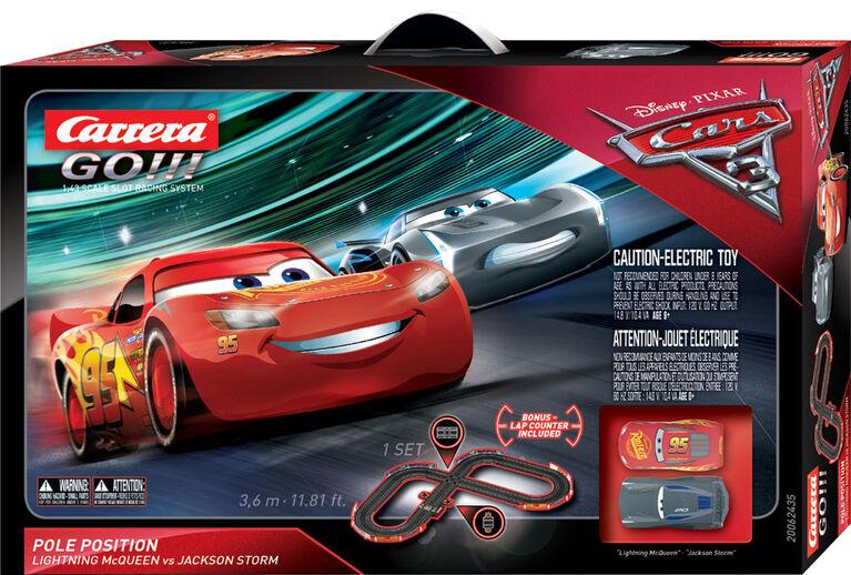 Carrera Disney Pixar Go Cars3 Pole Position R Exclusive Toys R Us Canada