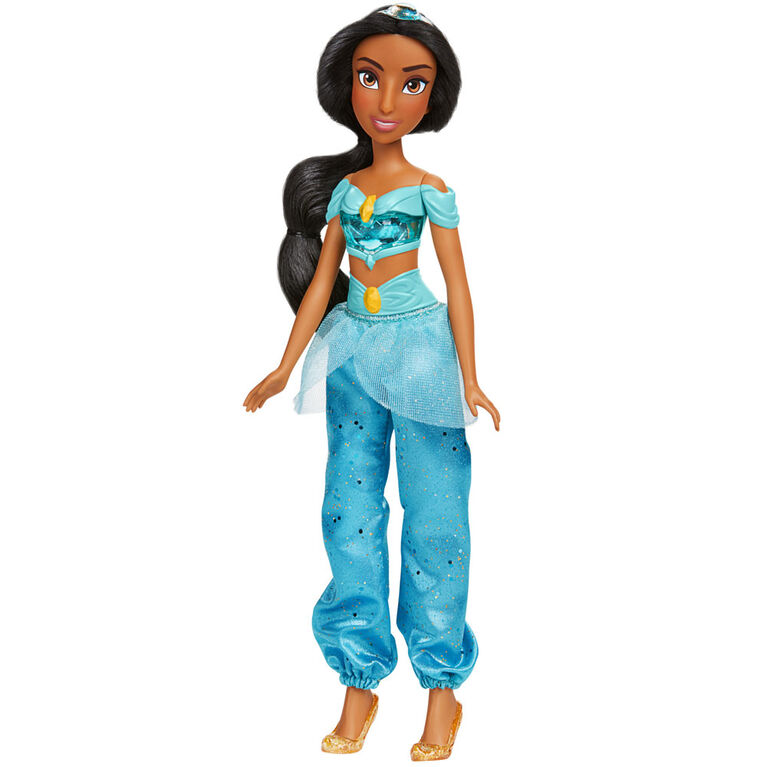 Disney Princesses, Royal Shimmer, poupée Jasmine