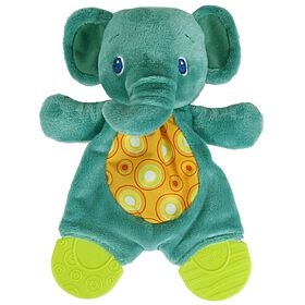 Bright Starts - Snuggle & Teether - Elephant