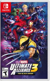Nintendo Switch - Marvel Ultimate Alliance 3: The Black Order  061862