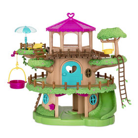 Li'l Woodzeez, Family Treehouse with Accessories