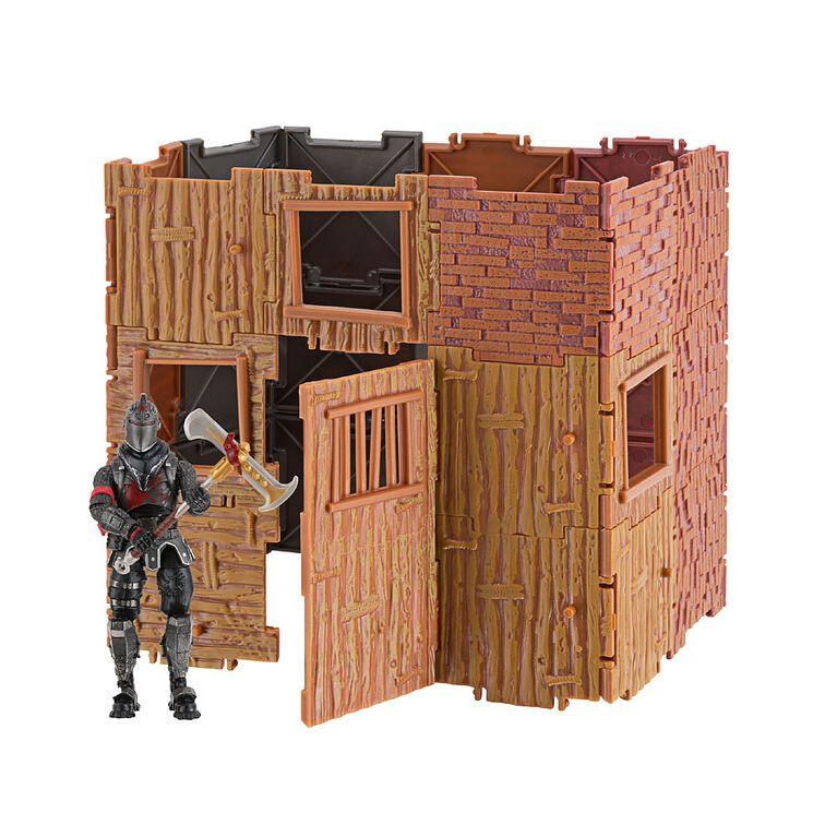 1 Figure Pack (1x1 Builder Set) (Black Knight) S1 - English Edition