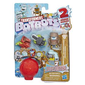 Transformers BotBots Bakery Bytes Mystery 5-Pack