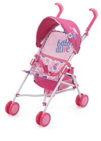 Baby Alive Doll Stroller - R Exclusive