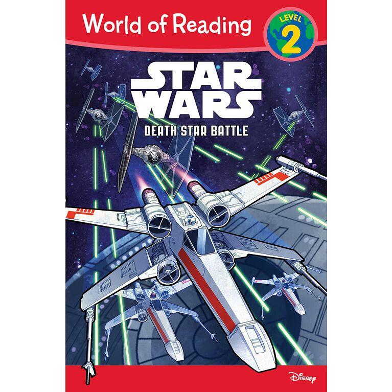 Star Wars Death Star Battle: World of Reading Level 2.