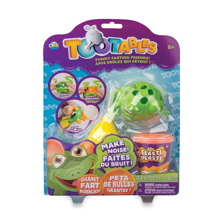 Elasti Plasti Tootables Frog