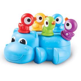 Huey The Fine Motor Hippo - Édition anglaise