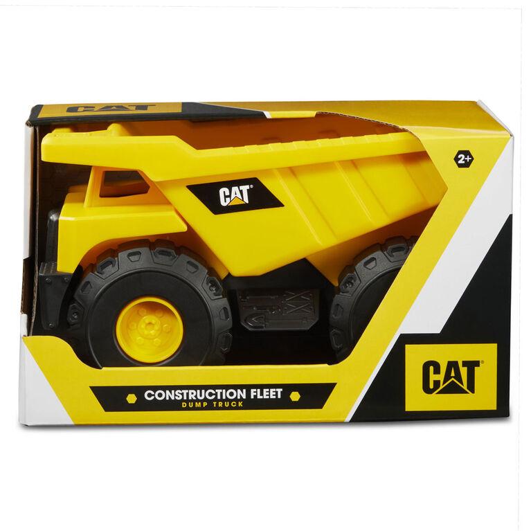 Cat Construction Fleet