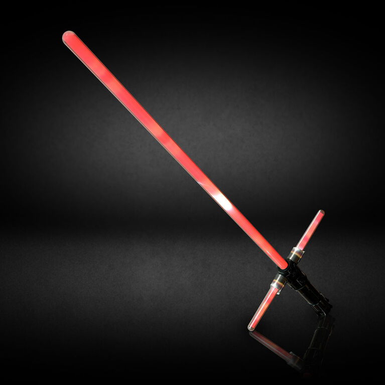 Star Wars The Black Series, sabre laser Force FX Elite du Suprême Leader Kylo Ren