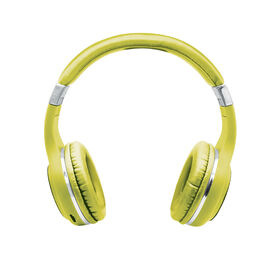 LimitedToo Glitterbomb Wireless Headband Earphones - Lime