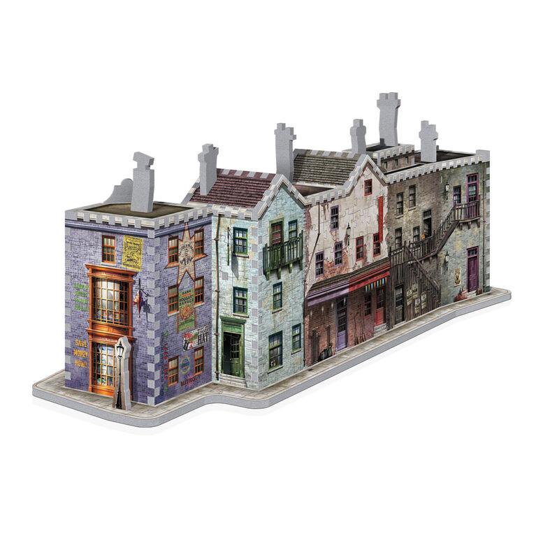 Harry Potter - Casse-tête 3D WREBBIT - Le Chemin de Traverse - 450 pièces