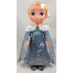 Frozen - Singing Traditions Holiday Elsa Doll