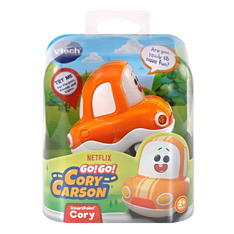 VTech Go! Go! Cory Carson SmartPoint Cory - English Version