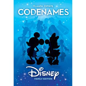 Codenames Game: Disney Family Edition