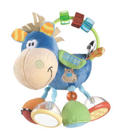 Playgro - Toy Box Clip Clop Activity Rattle