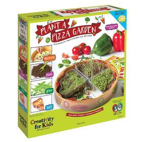 Plant a Pizza Garden - English Edition