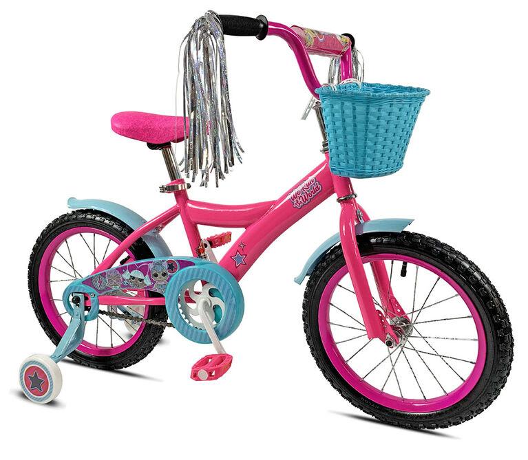 LOL Surprise - Vélo 16 po