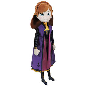 Disney Frozen 2 Large Plush - Anna - R Exclusive