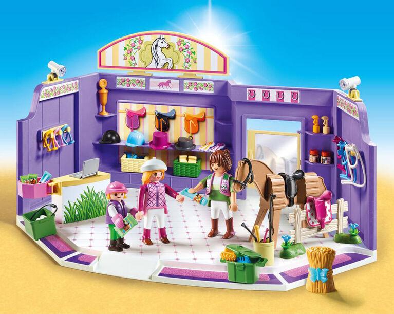 Playmobil - Boutique d'équitation