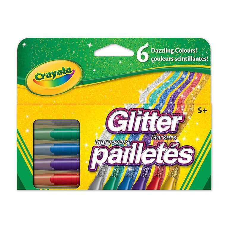 Crayola - Glitter Markers
