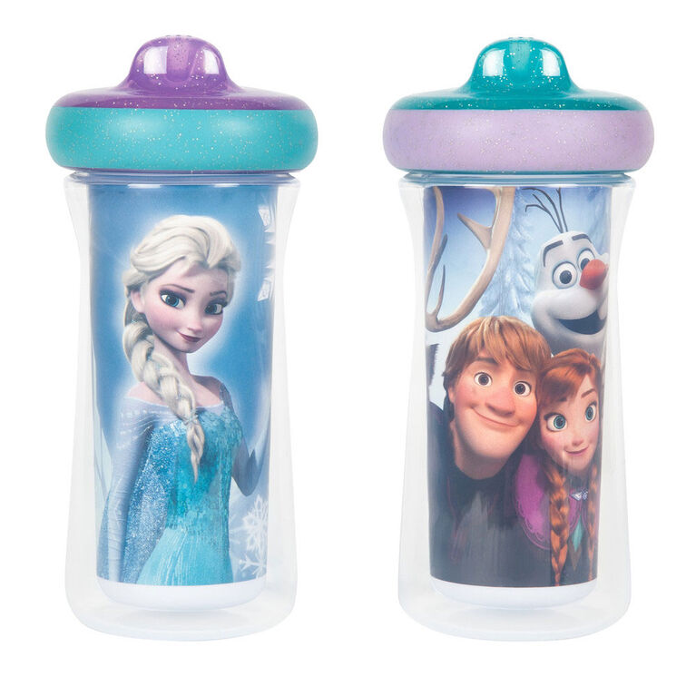 Disney Frozen Insulated Sippy Cup 9 Oz, 2pack