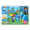 LeapFrog LeapBuilders Blue's Clues & You! Learning Letters Train - Édition anglaise - Notre exclusivité