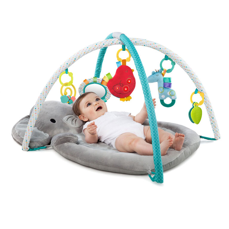 Bright Starts Enchanted Elephants Activity Gym