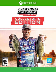 Xbox One Fishing Sim World Pro Tour Collectors Edition