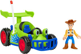 Fisher-Price - Imaginext - Toy Story - Woody et Tout-terrain
