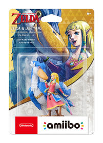 Nintendo Switch - Zelda and Loftwing