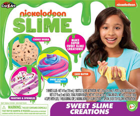Nickelodeon Sweet Slime Creations Deluxe Kit