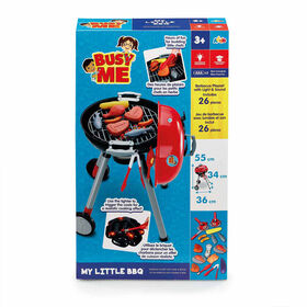 Busy Me - Ensemble My Little BBQ - Notre exclusivité