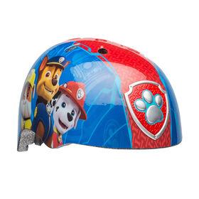 PAW Patrol - Child Multisport Helmet - Blue/Red (Fits head sizes 50 - 54 cm)