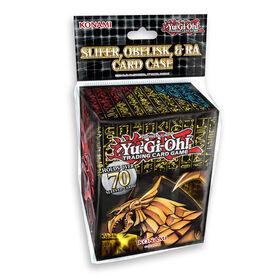 Étui à cartes Yu-Gi-Oh! Slifer, Obélisk et Râ - Édition anglaise