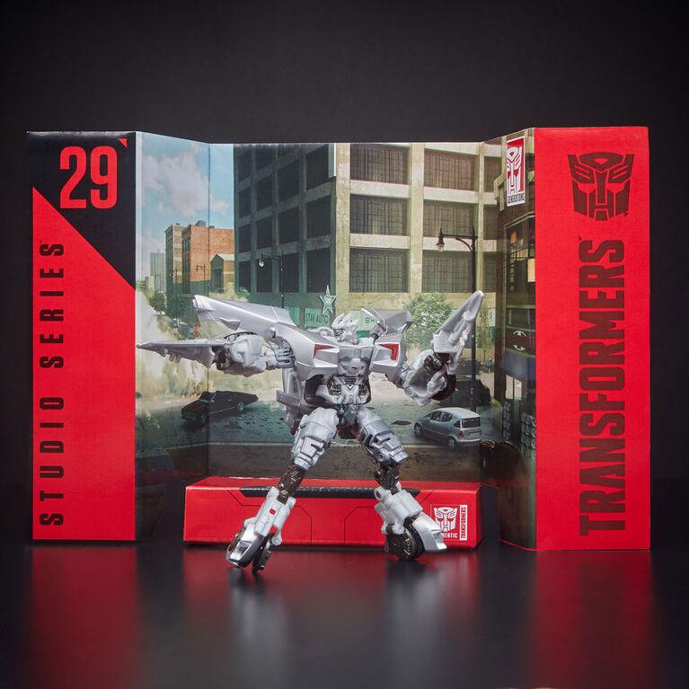 Transformers Studio Series 29 Deluxe Class Transformers: Dark of the Moon Sideswipe