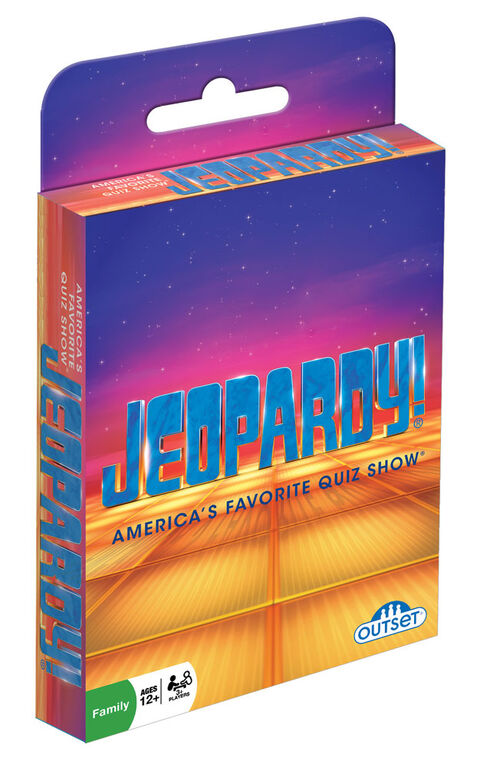Jeopardy! Hang Tab - English Edition