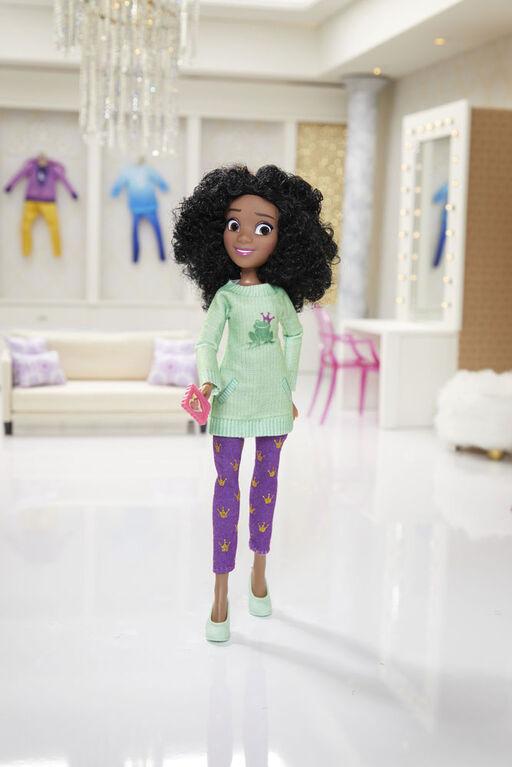 Disney Princess, du film Ralph brise l'Internet, poupée Tiana en tenue décontractée