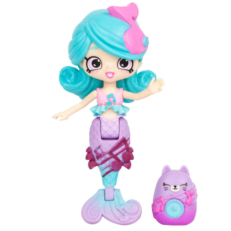 Shopkins Happy Places - Happy Mermaid Pack - Harmony Mermaid