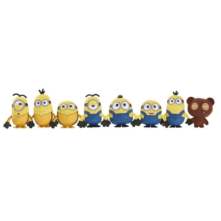 Illumination's Minions 2: The Rise of Gru Fart Blastin' Minions Surprise