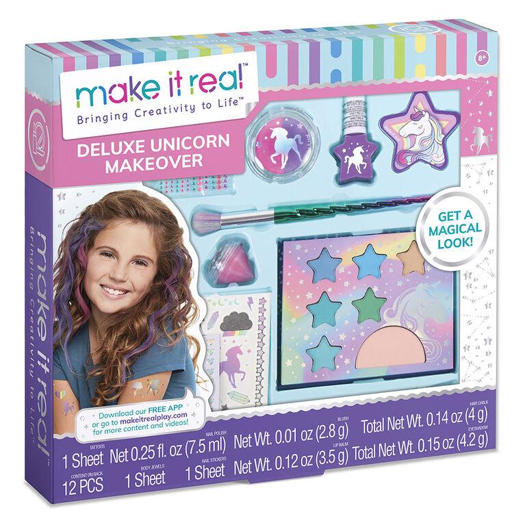 Make It Real Deluxe Unicorn Cosmetic Set