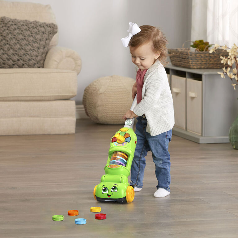 LeapFrog Pick Up & Count Vacuum - English Edition