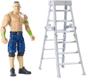 WWE - Wrekkin'- Figurine articulée - John Cena.