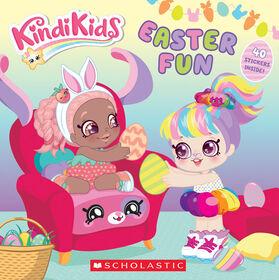 Scholastic - Kindi Kids: Easter Fun - Édition anglaise