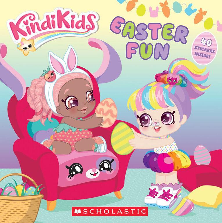Scholastic - Kindi Kids: Easter Fun