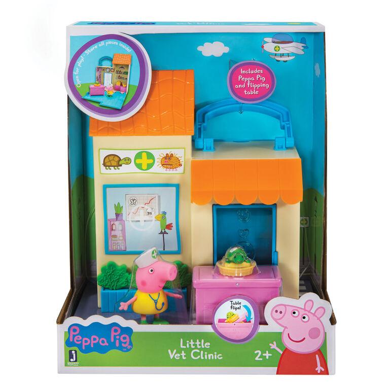 Peppa Pig Petite Clinique Vétérinaire